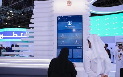 Ministry of Foreign Affairs and International Cooperation showcases e-services at GITEX 2019