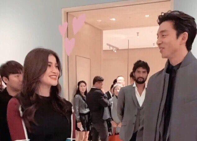 WATCH: Anne Curtis fulfills dream of meeting her 'ultimate crush' Gong Yoo
