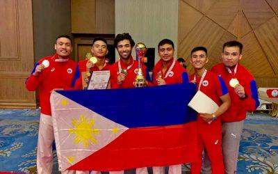 PH team wins in Int'l Karate tournament