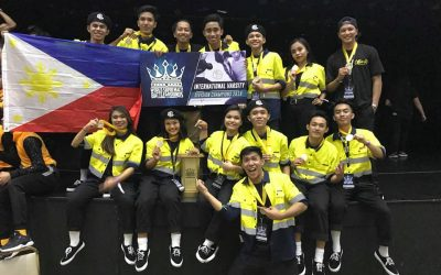 Dance group from Kidapawan City wins gold in international competition
