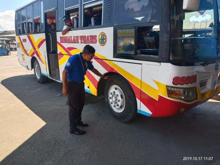 LTO to conduct random drug tests on PUV drivers ahead of Undas 2019