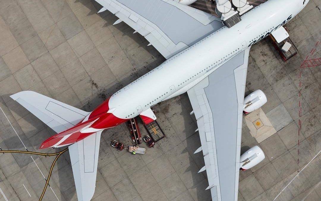 World's longest passenger flight arrives in Sydney, Australia
