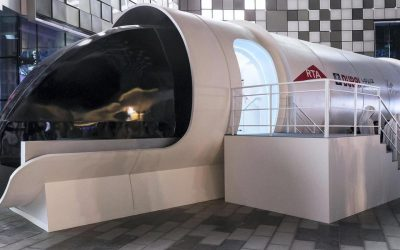 Futuristic transit system, Hyperloop introduce faster way to travel in the UAE