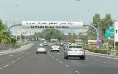 Abu Dhabi: Toll fines to be reduced by 25 percent