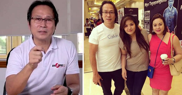 Businessman Atong Ang explains relationship with Barretto women