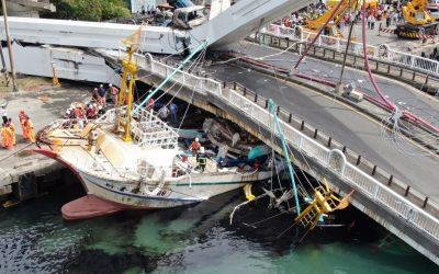 6 Filipinos among injured in Taiwan bridge collapse