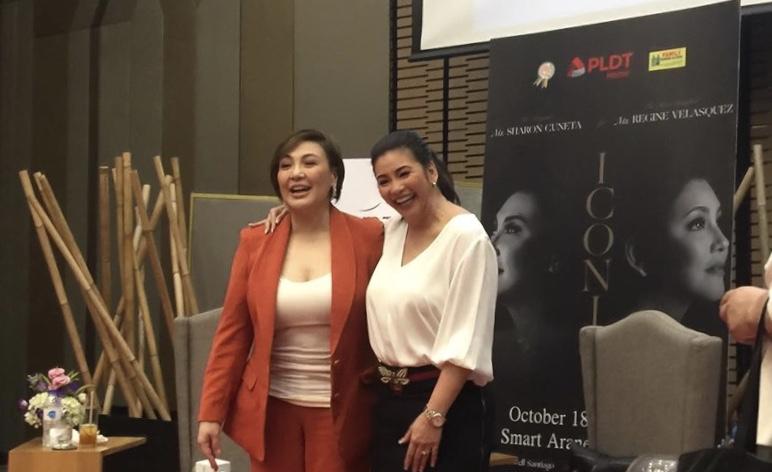 'Walang Sapawan': Regine Velasquez, Sharon Cuneta vow on their 'Iconic' concert