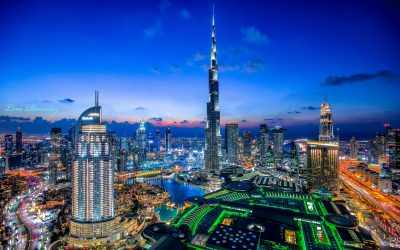 Dubai launches World Logistic Passport