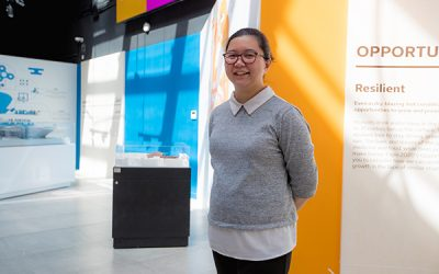 EXPO 2020 SPECIAL SERIES (Last) : Meet the Pinay in the marketing component of Expo 2020