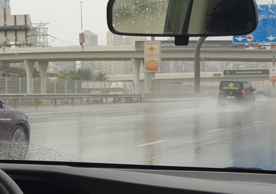 WEATHER FORECAST: Rains in the UAE until Tuesday