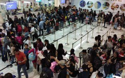 158 OFWs from UAE repatriated back in PH