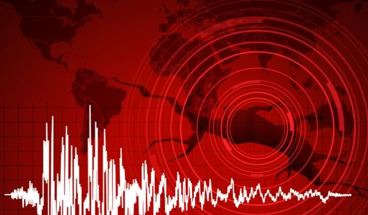 Magnitude 7.7. quake hits western Carribean