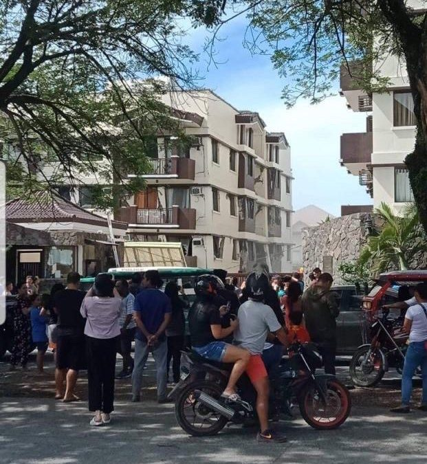 Nine injured after Ecoland 4000 condo in Davao City collapsed