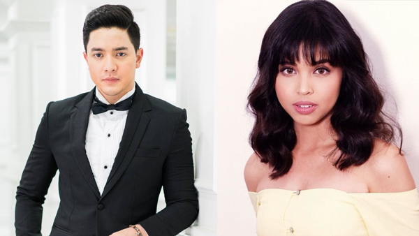 Alden Richards shows support to Maine Mendoza's film