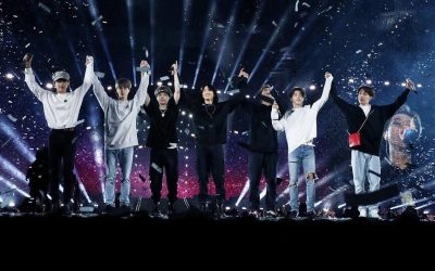 K-pop group 'BTS' conquers Saudi Arabia concert stage