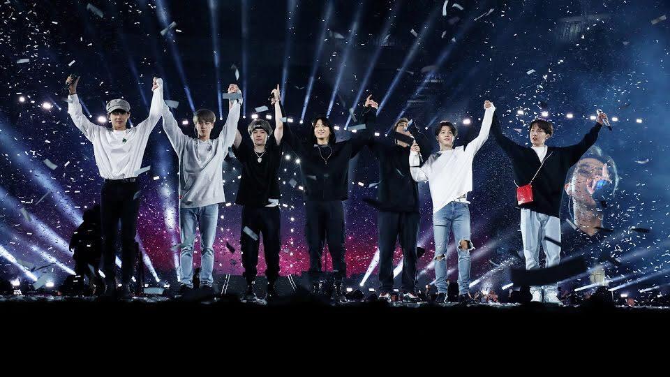 K-pop group 'BTS' conquers Saudi Arabia concert stage