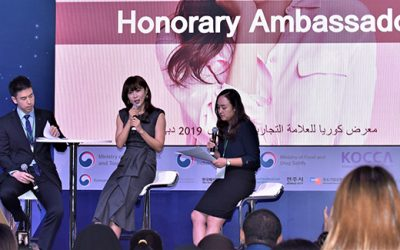 Korea's Trade-Investment Promotion Agency wraps up K-beauty brand-up seminar in Dubai