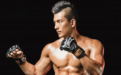 South Korean MMA fighter dethrones Filipino foe in Abu Dhabi card
