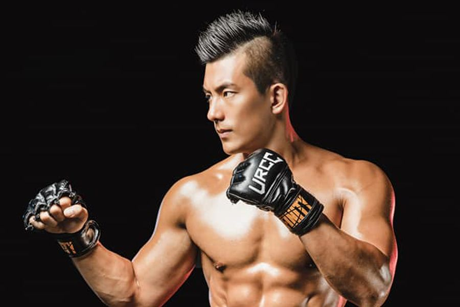 South Korean MMA fighter dethrones Filipino foe in Abu Dhabi card