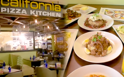 Wake up with hearty breakfast meals at California Pizza Kitchen
