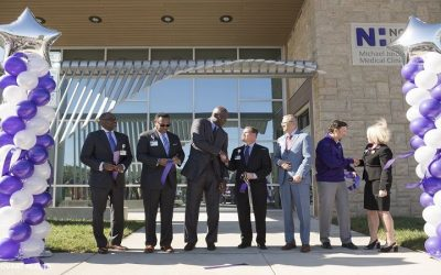 Clinic funded by Michael Jordan opens in North Carolina