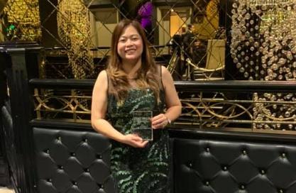 Abu Dhabi-based Bulaceña bags global Executive PA award in Australia