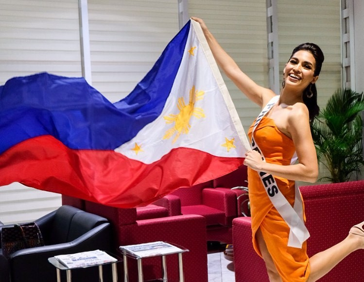 'Missing' Miss Grand International Philippines breaks silence, arrives in Venezuela