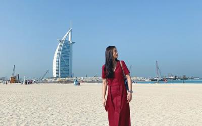 Maja Salvador: Dubai has a special place in my heart