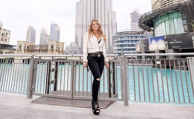 Mariah Carey to perform at Expo 2020 Dubai free concert this October