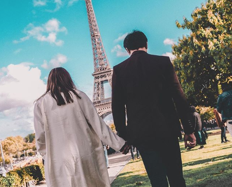 Kathryn Bernardo, Daniel Padilla explore 'City of Lights' in Paris
