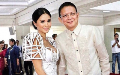 Heart Evangelista writes heartwarming birthday message for Chiz Escudero