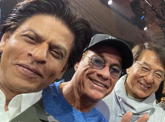 Jackie Chan, Van Damme, Aquaman lead star Jason Momoa among celebrities in Saudi Arabia's global entertainment forum