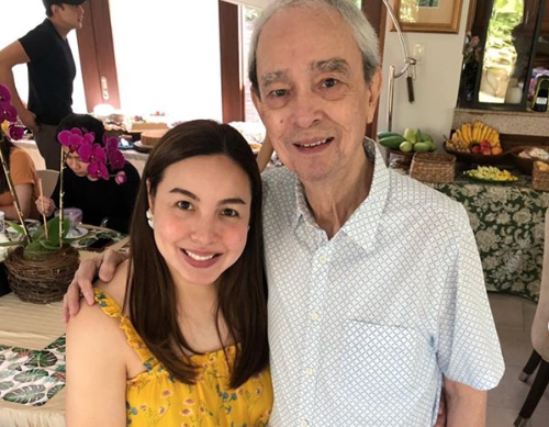 Marjorie Barretto, family mourn Miguel Barretto's death