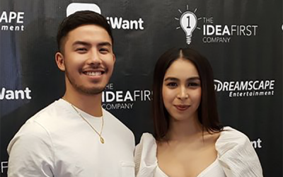 'Back to work': Julia Barretto teams up with Tony Labrusca in new online series