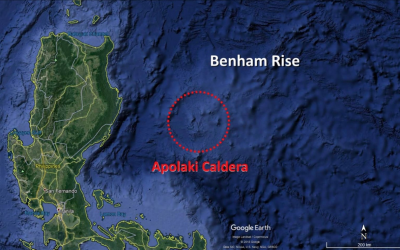 Filipina scientist discovers world's biggest 'caldera' in Benham Rise