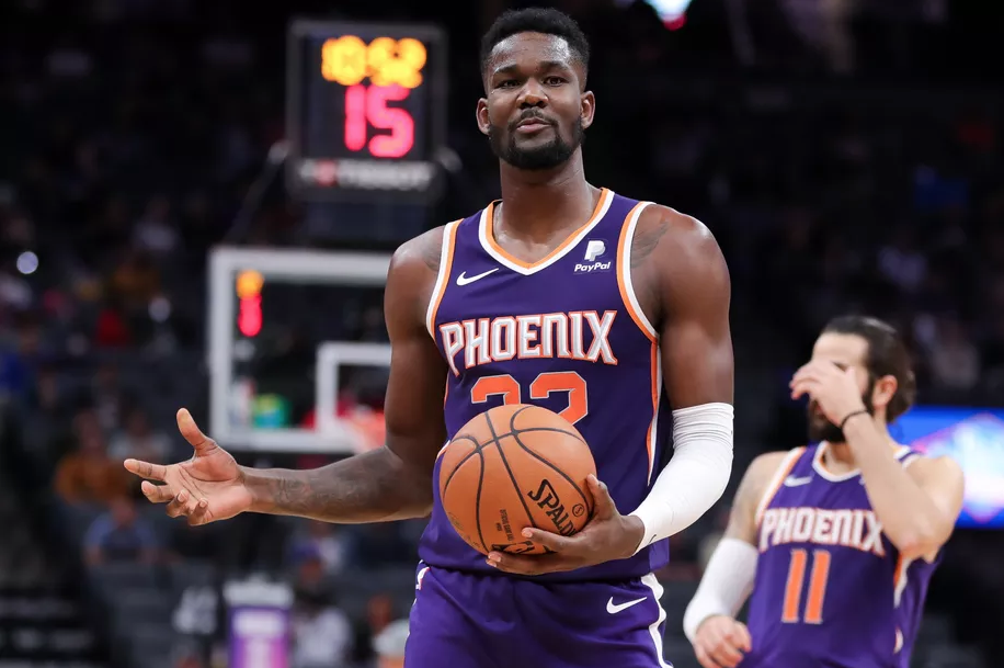NBA suspends Phoenix's Ayton for violating anti-drug policy