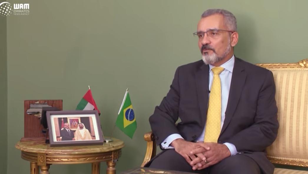 Brazil-UAE bilateral trade set to increase in 2019: Brazilian Ambassador