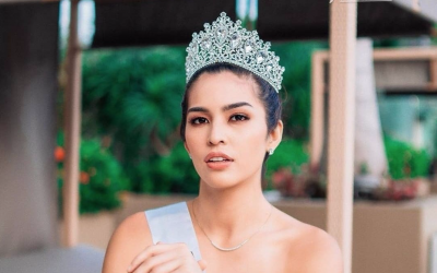 Samantha Lo thanks supporters in her Miss Grand International 2019 journey