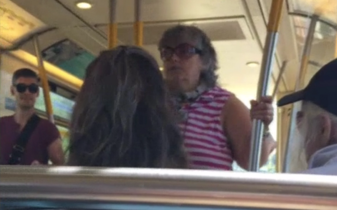 "Irate woman in Canada tells Filipino couple to go back to PH for talking ""too loud"" on train"