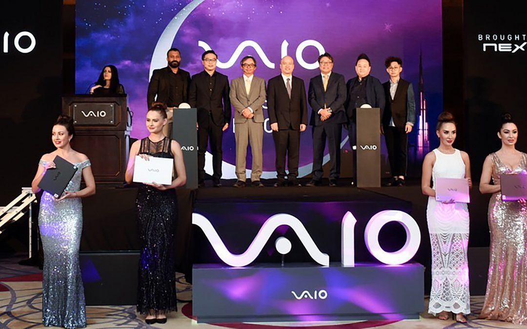 LOOK: VAIO returns to Middle East in partnership with Nexstgo