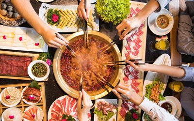 Salu-salo sa Shabu Shabu: Enjoying the barkada HotPot experience for as low as Dh 50