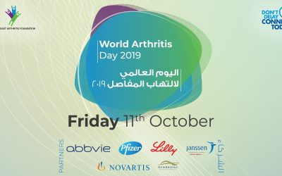 Mark your calendar: A day full of free activities on the occasion of  World Arthritis Day on October 11