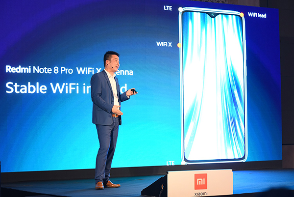 Xiaomi introduces new Redmi Note 8 Smartphone Series