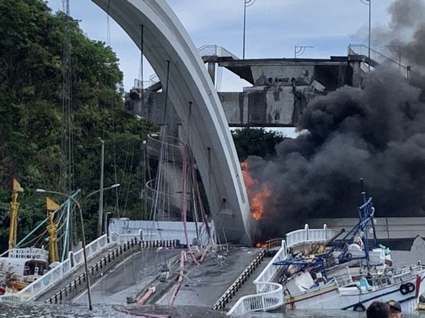 Taiwan apologizes over death of 3 OFWs in bridge collapsed