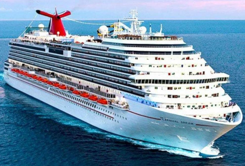 Desperate search ops underway as 26-year-old man jumped off cruise ship
