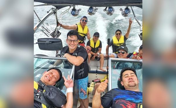 Coco Martin celebrates birthday in advance with 'Ang Probinsyano' co-stars