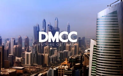 DMCC awarded 'Global Free Zone of the Year' for fifth consecutive year