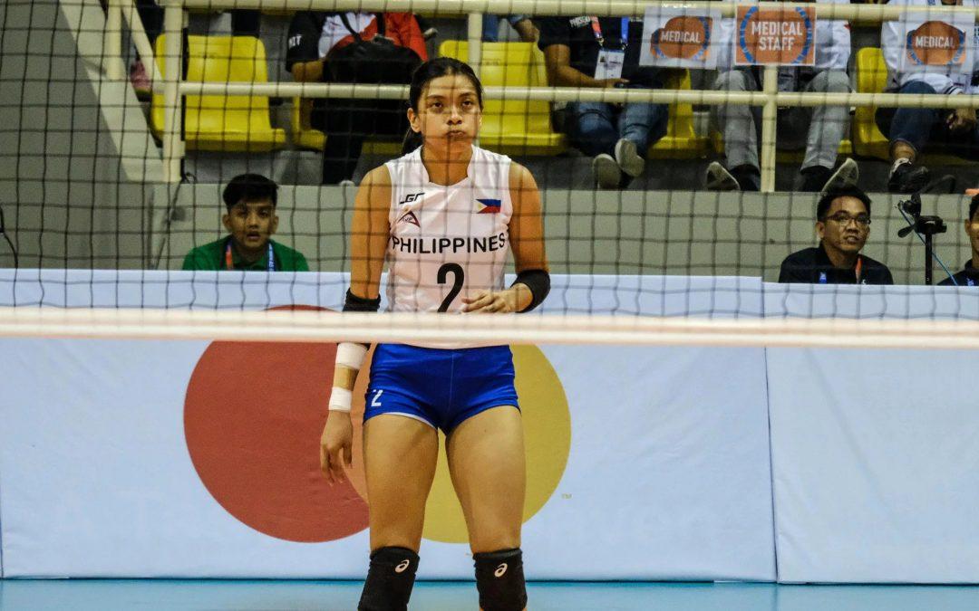 Valdez, Maraño lead PH volleyball team for SEA Games