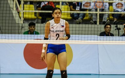 Valdez, Maraño lead PH volleyball team for SEA Games