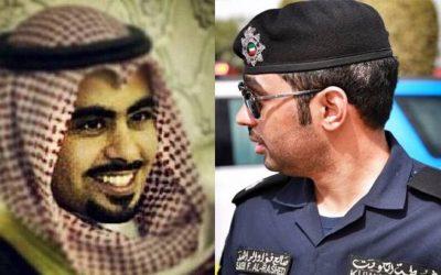 Kuwait royal member held for offending officer